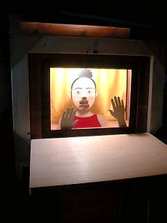 カラクリテレビボックス